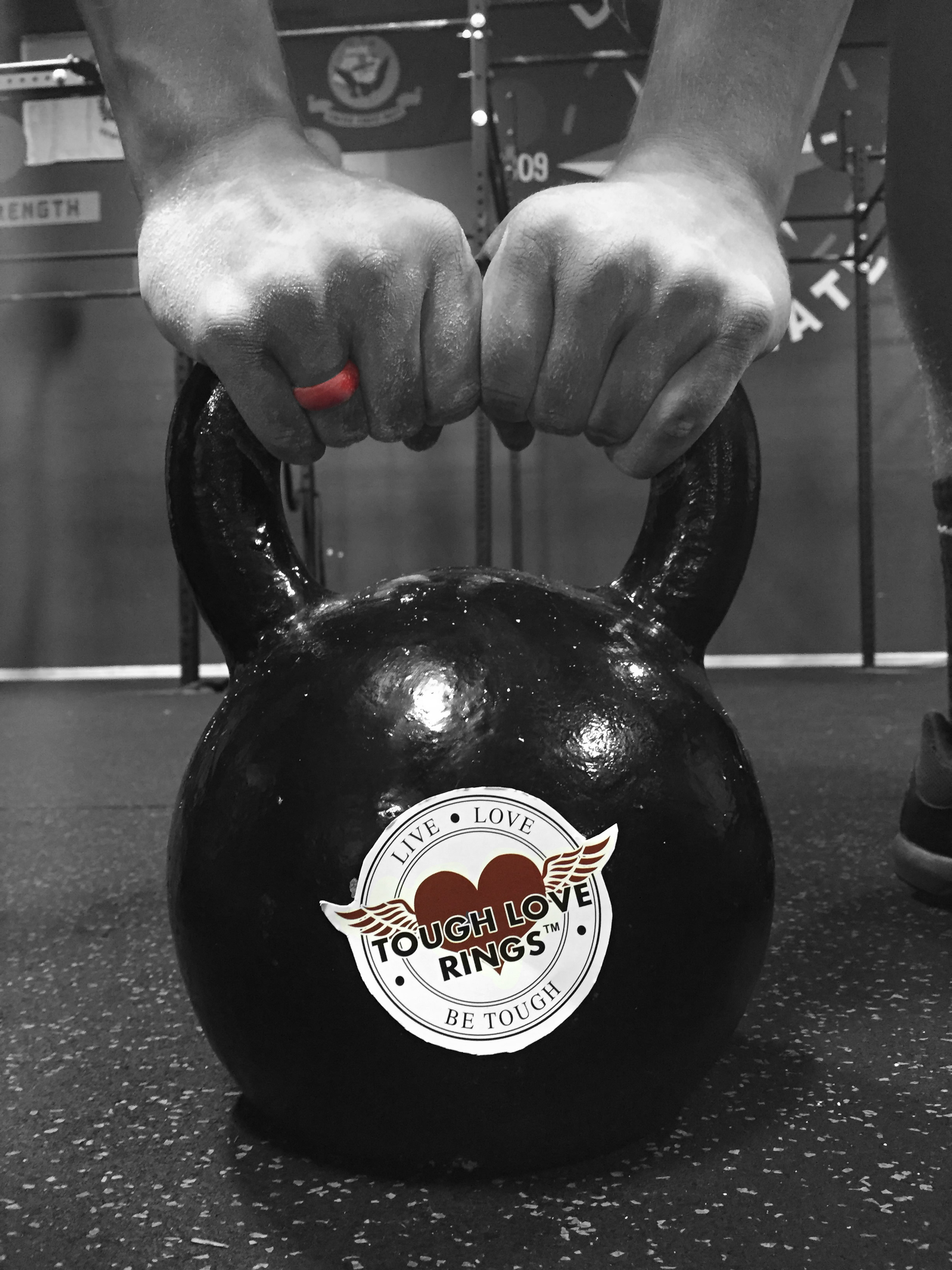 Tough Love – KettleBell_WM_bw
