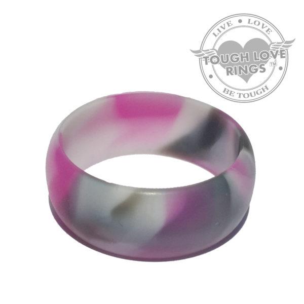 tough love premium silicone wedding rings camo - Wedding Rings Camo